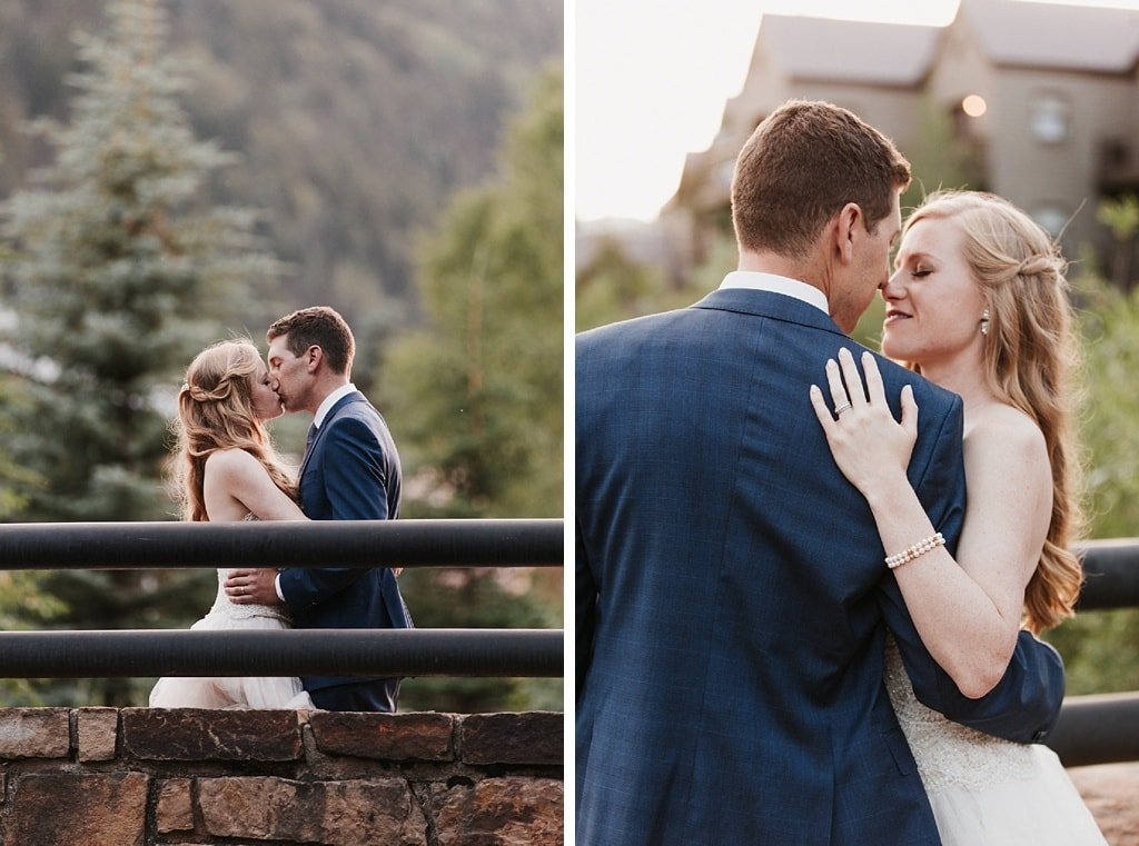 Telluride Mountain Wedding at Ah Haa School for the Arts