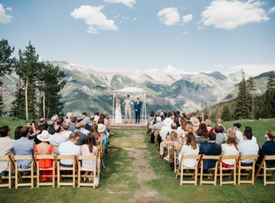 Emily + Jordan's San Sophia Overlook Wedding