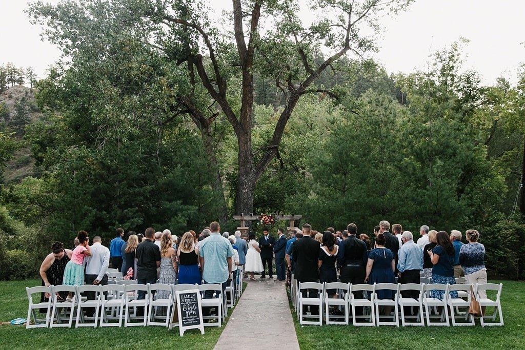 Wedgewood on Boulder Creek Wedding Photography