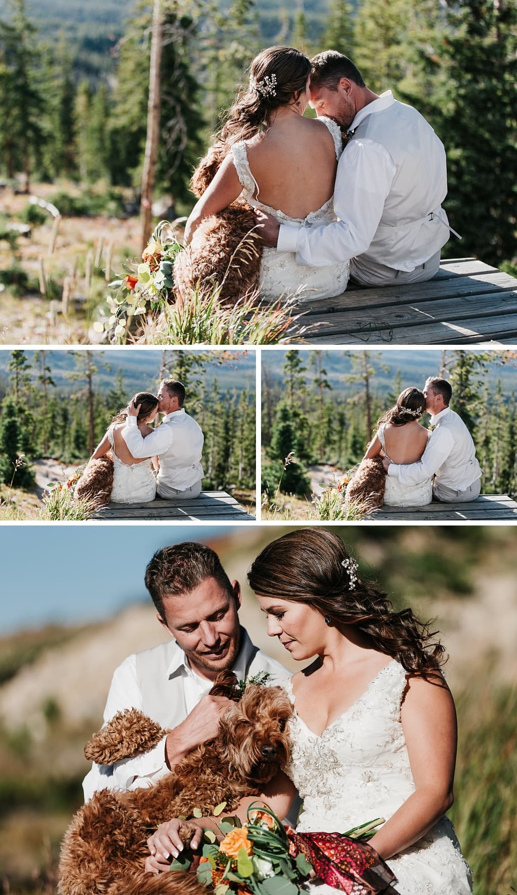 Sunspot Lodge Winter Park Resort Wedding Colorado
