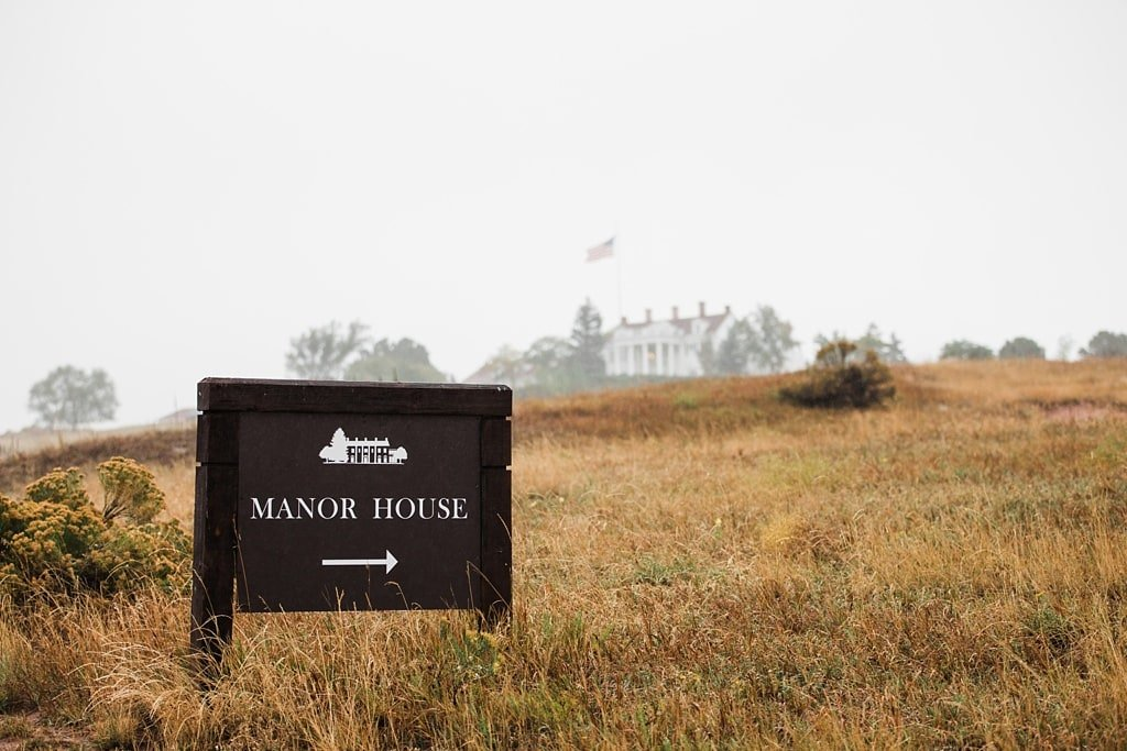 The Manor House wedding photography Littleton Colorado