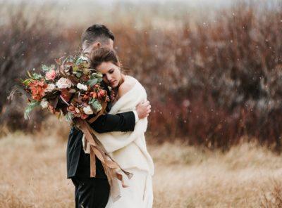 Christen + Anthony's Devil's Thumb Ranch Wedding