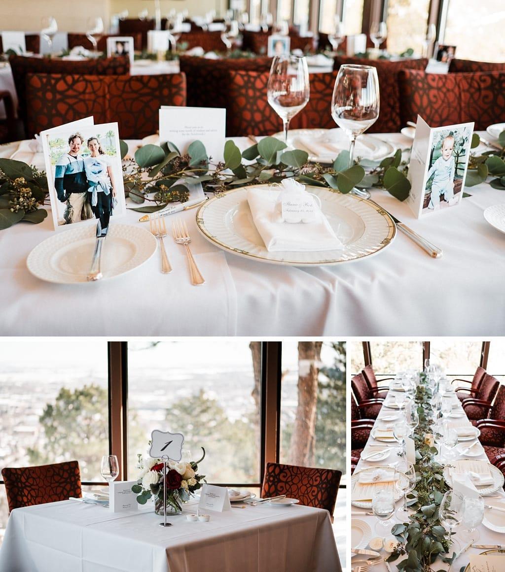 Flagstaff House wedding venue restaurant Boulder Colorado
