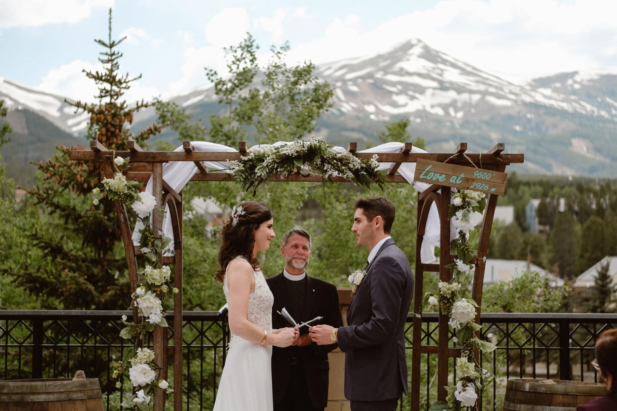 Main Street Station Breckenridge Wedding Photographer