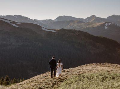 Loveland Pass Elopement & Wedding Guide