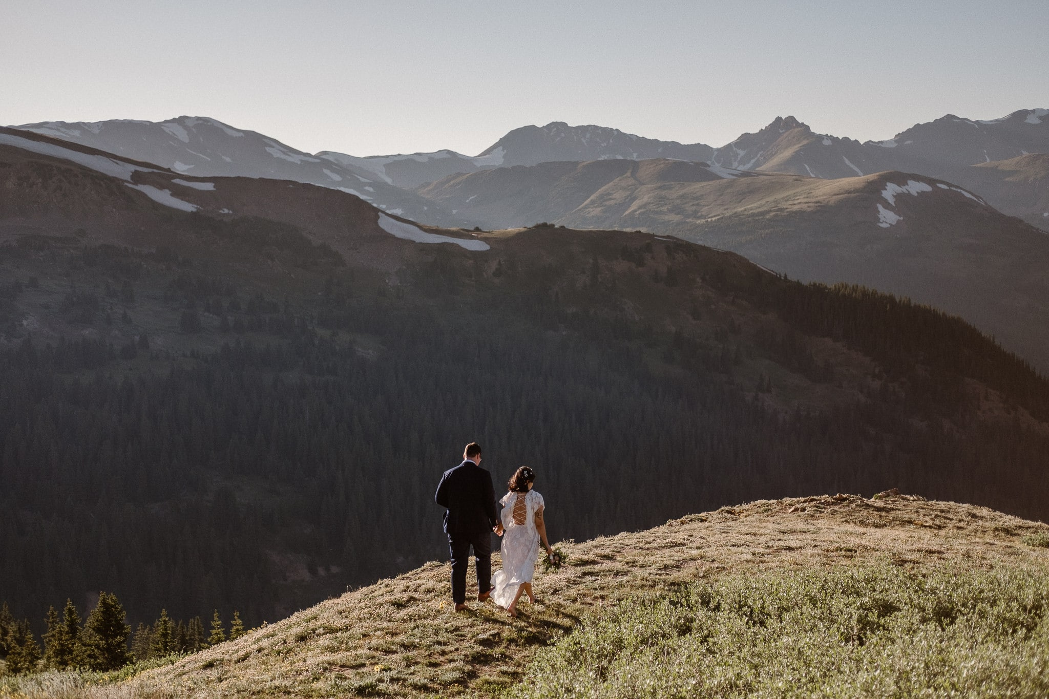 Loveland Pass Elopement & Wedding Guide