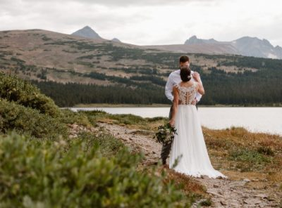 Kimberly + Kevin's Boulder Elopement