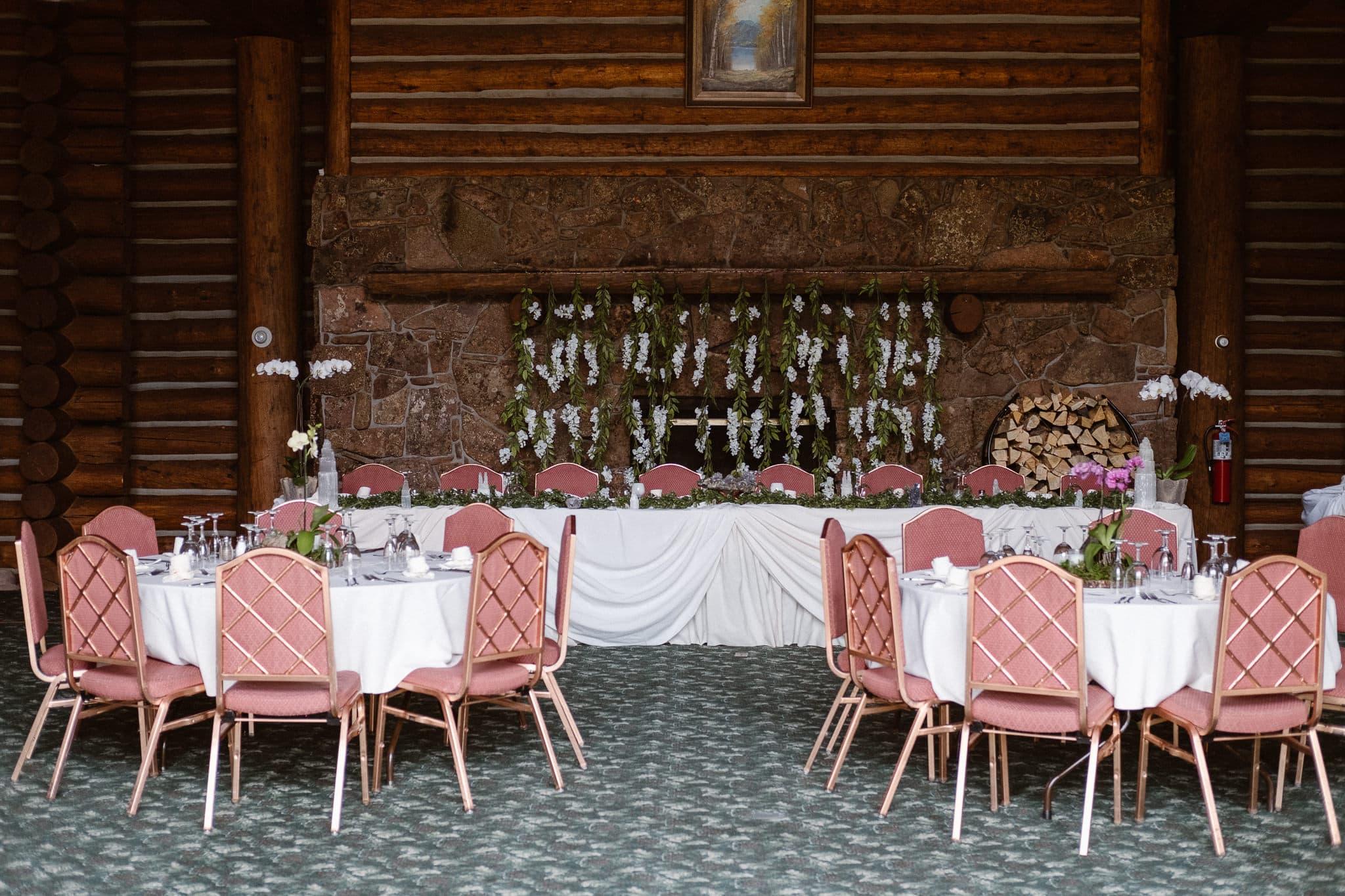 Dao House wedding photographer, Estes Park wedding venue, Colorado mountain wedding,