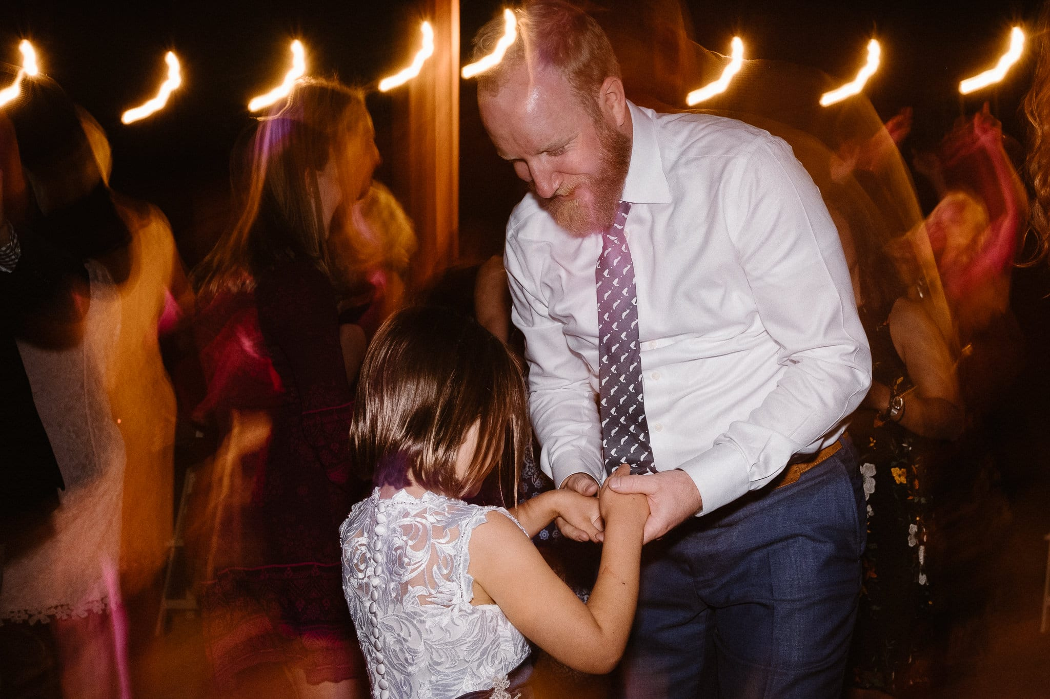 Steamboat Springs wedding photographer, La Joya Dulce wedding, wedding reception dance floor photos
