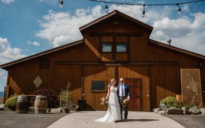 Shelby + Mike's La Joya Dulce Wedding