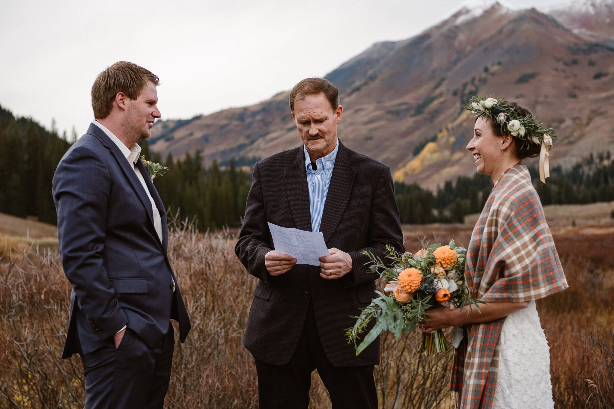 Crested Butte Wedding Photographer, Scarp Ridge Lodge intimate elopement, outdoor elopement in Colorado, Colorado mountain adventure wedding,
