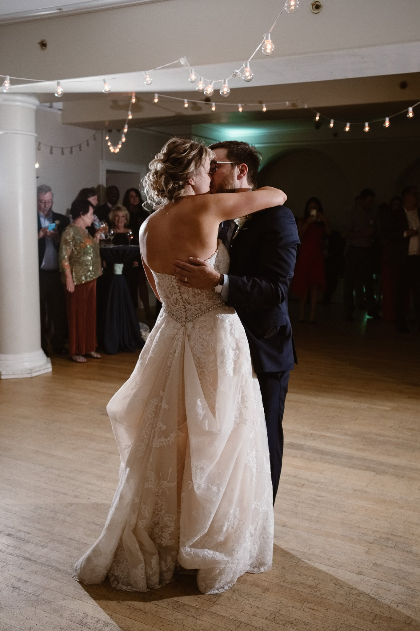 Grant Humphreys Mansion Wedding Photographer, Denver wedding photographer, Colorado wedding photographer, bride and groom first dance