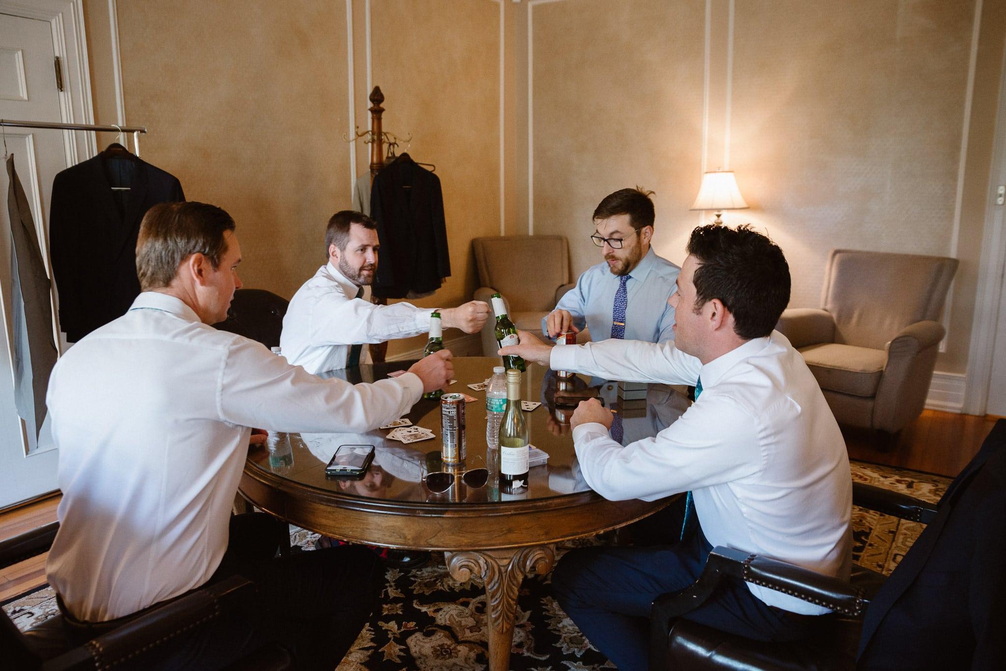 Grant Humphreys Mansion Wedding Photographer, Denver wedding photographer, Colorado wedding photographer, groom getting ready