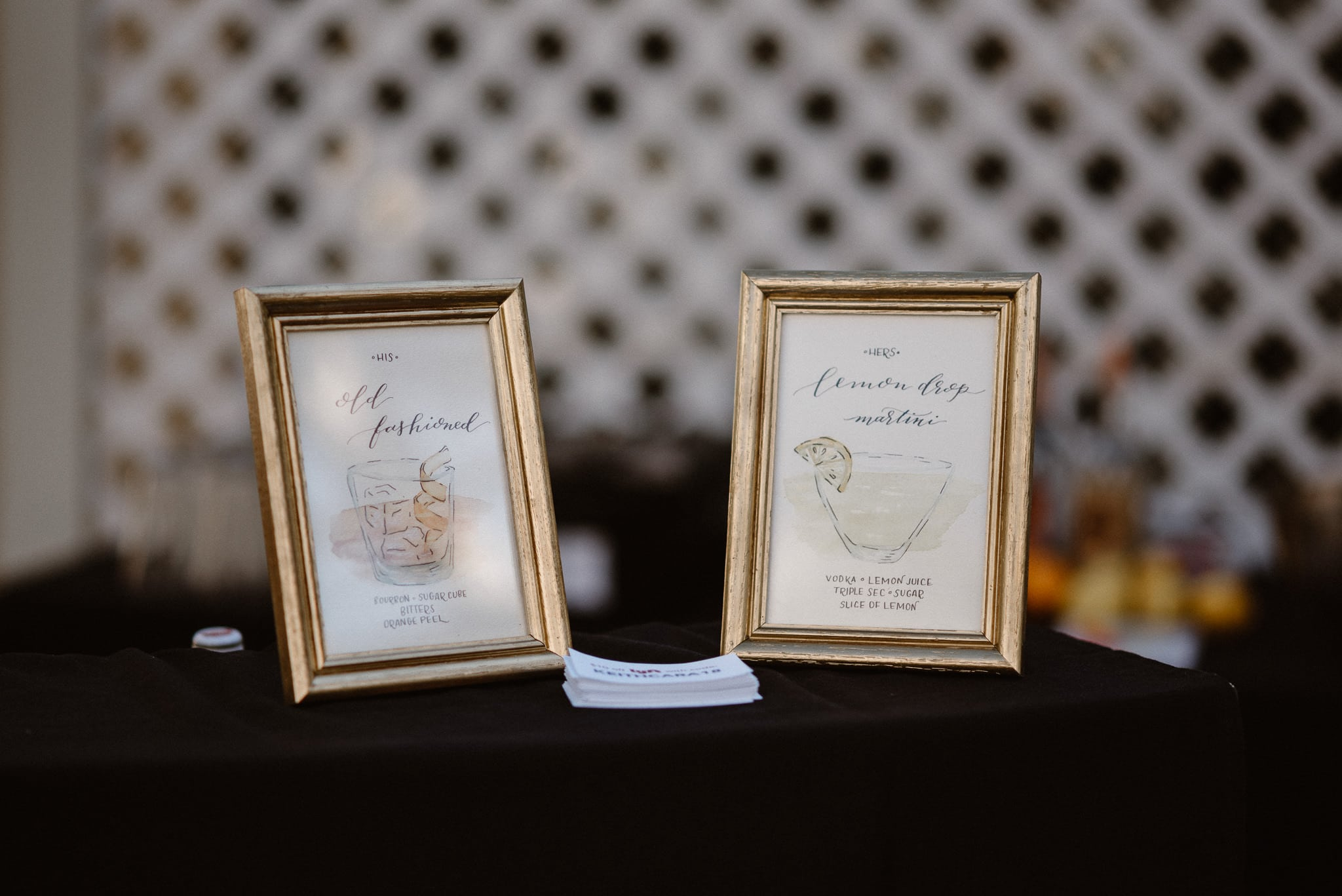 Grant Humphreys Mansion Wedding Photographer, Denver wedding photographer, Colorado wedding photographer, watercolor wedding his and hers drinks