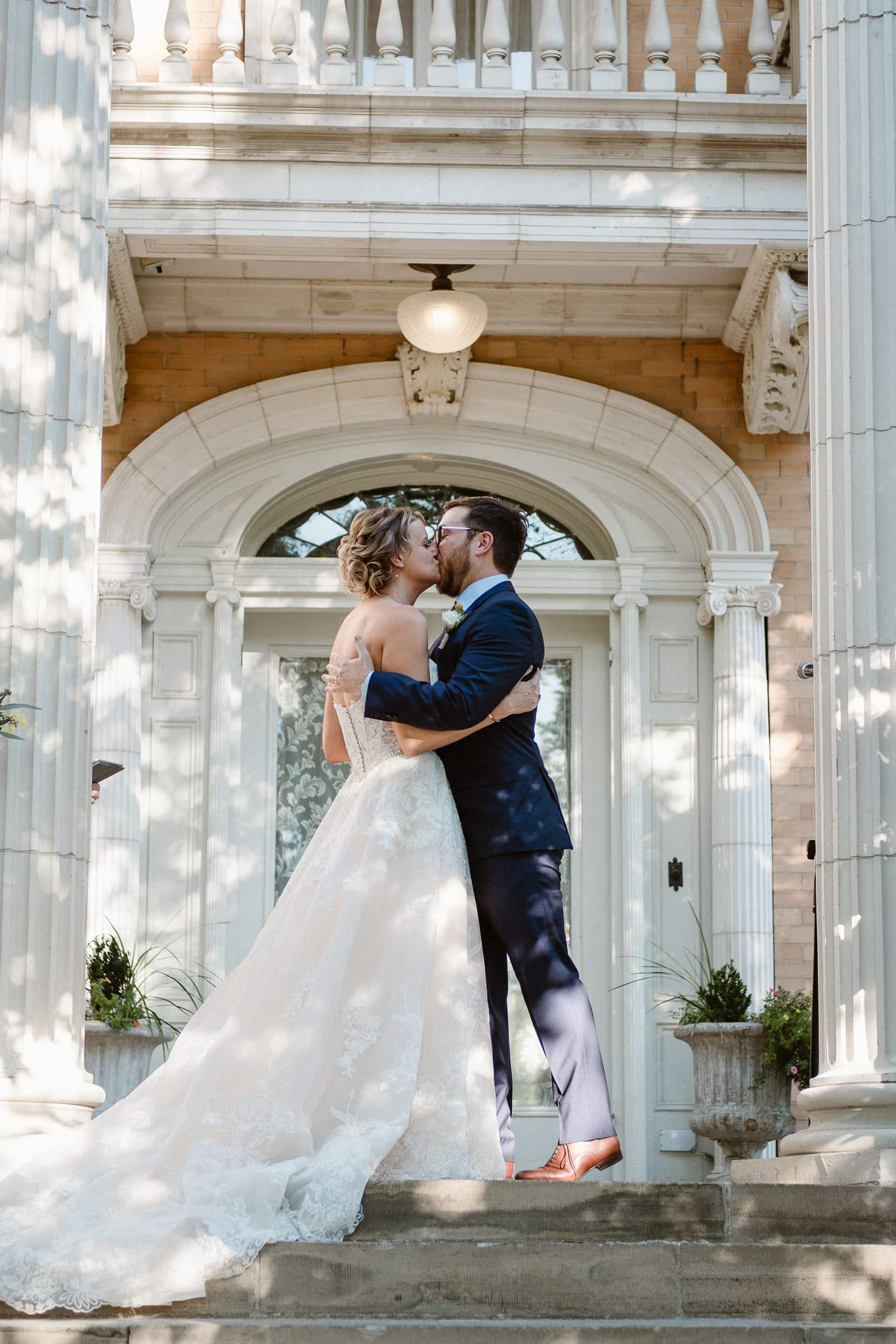 Grant Humphreys Mansion Wedding Photographer, Denver wedding photographer, Colorado wedding photographer, wedding ceremony
