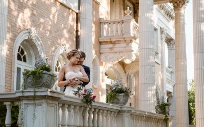 Cara Jo + Keith's Grant Humphreys Mansion Wedding