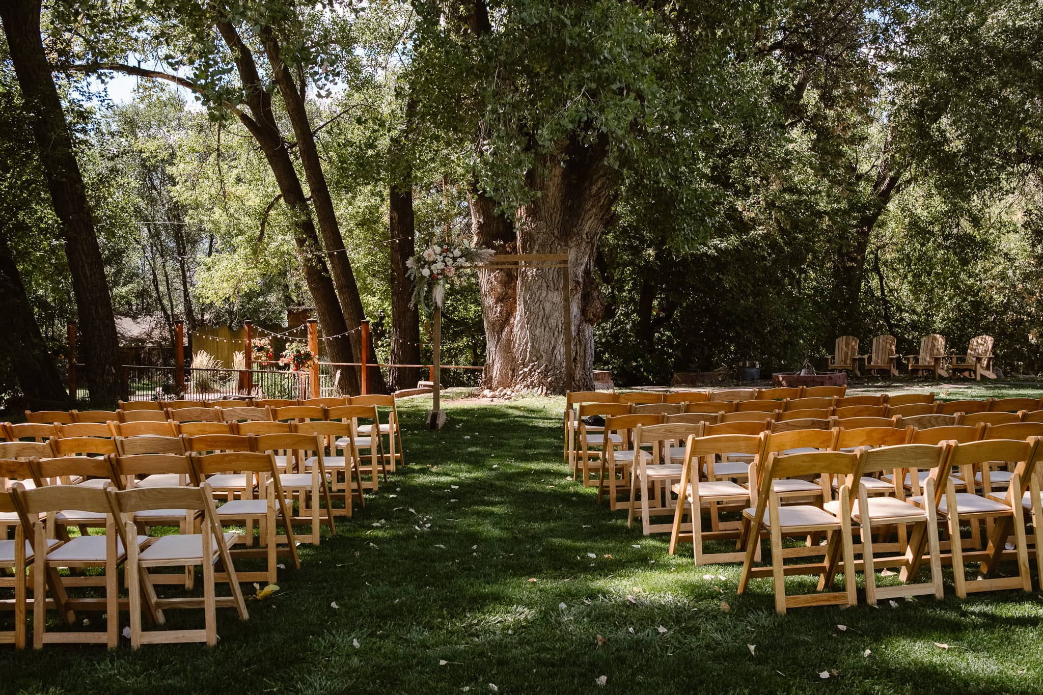 Lyons Farmette wedding photographer, Colorado intimate wedding photographer, outdoor ceremony site, Colorado wedding venue