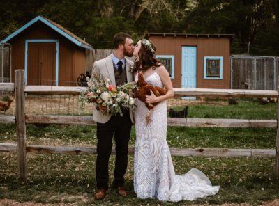 Alexis + Brian's Lyons Farmette Wedding