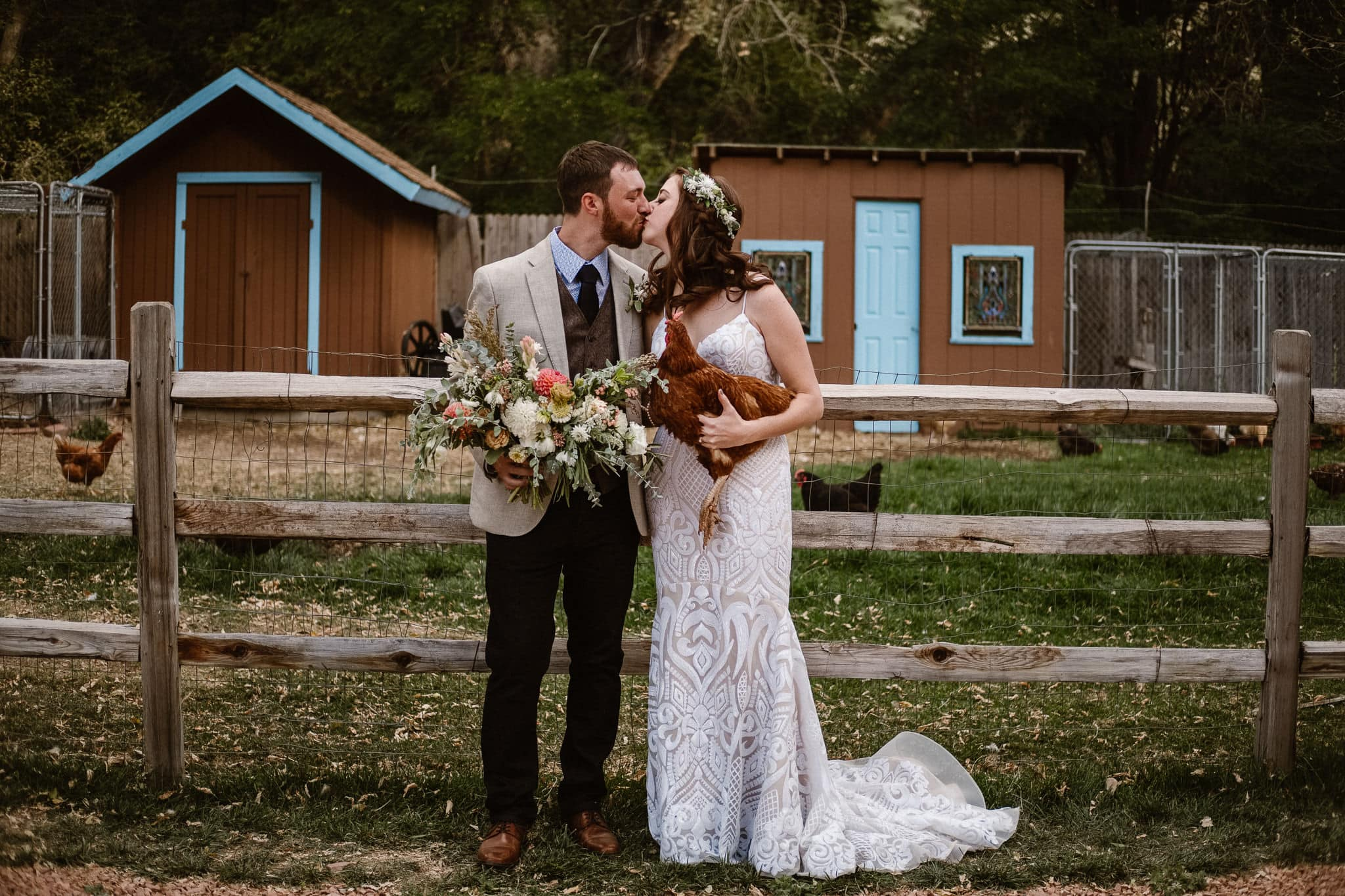 Lyons Farmette Wedding Photographer, Boulder Colorado intimate wedding photographer, farm wedding