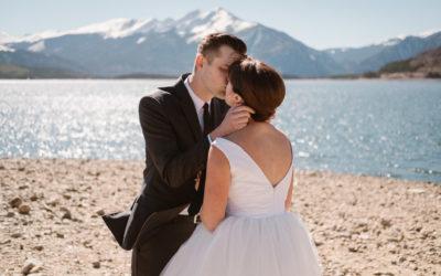 Mindy + Derik's Silverthorne Pavilion Wedding