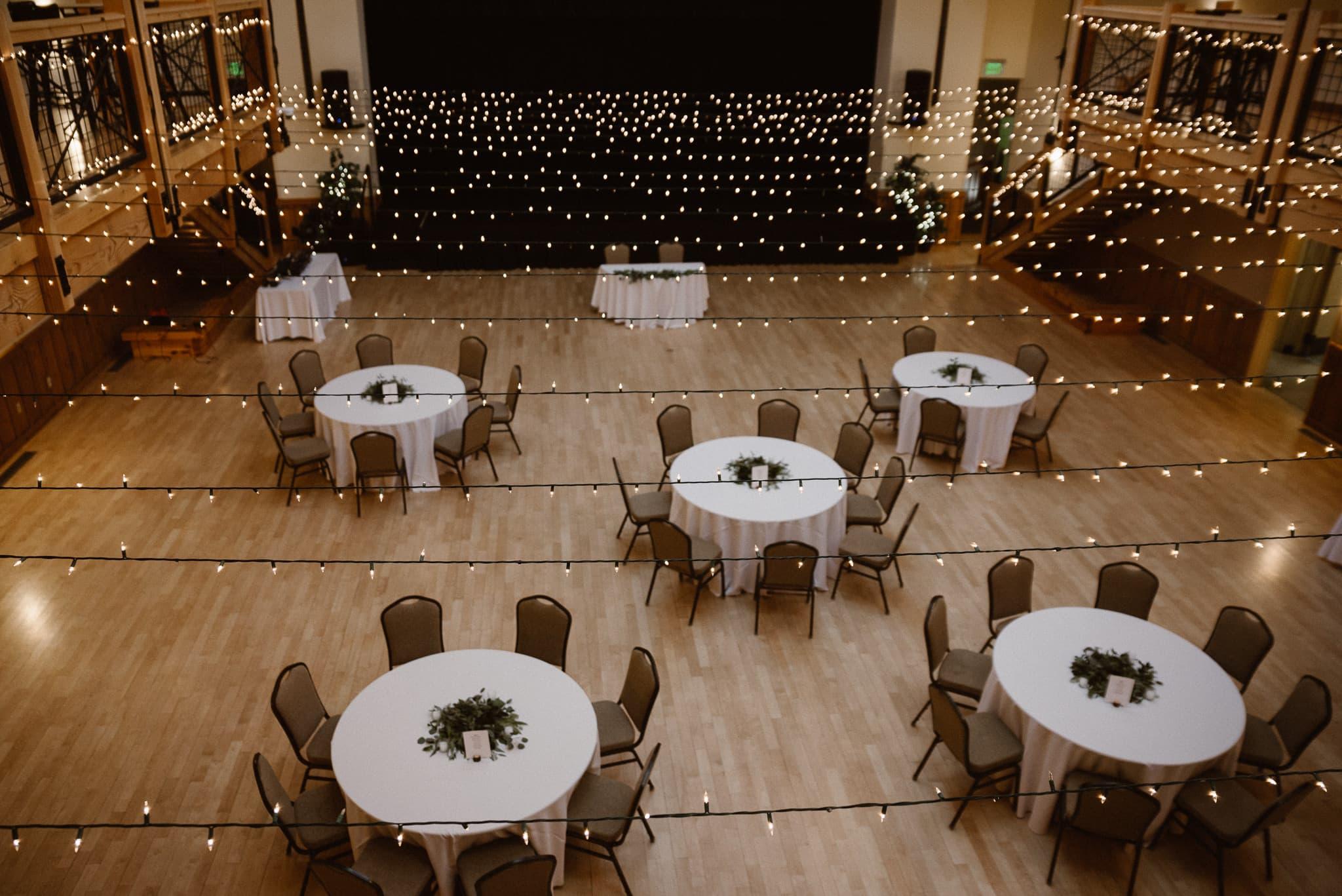 Silverthorne Pavilion wedding venue, Colorado wedding photographer, outdoor wedding ceremony, Colorado mountain wedding venues,