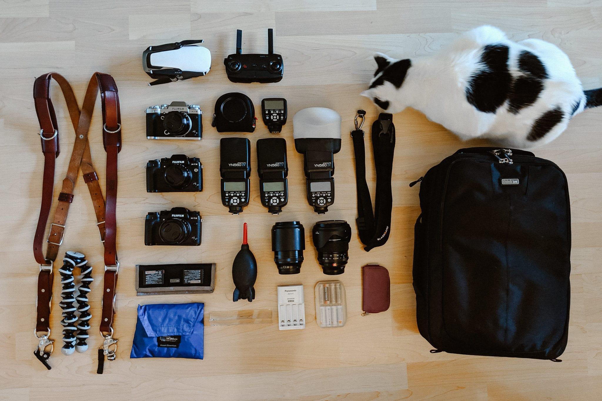 My Gear: Why I Shoot Fuji Mirrorless