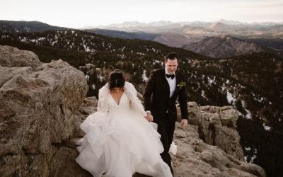 Karen + Sebastian's St Julien Wedding