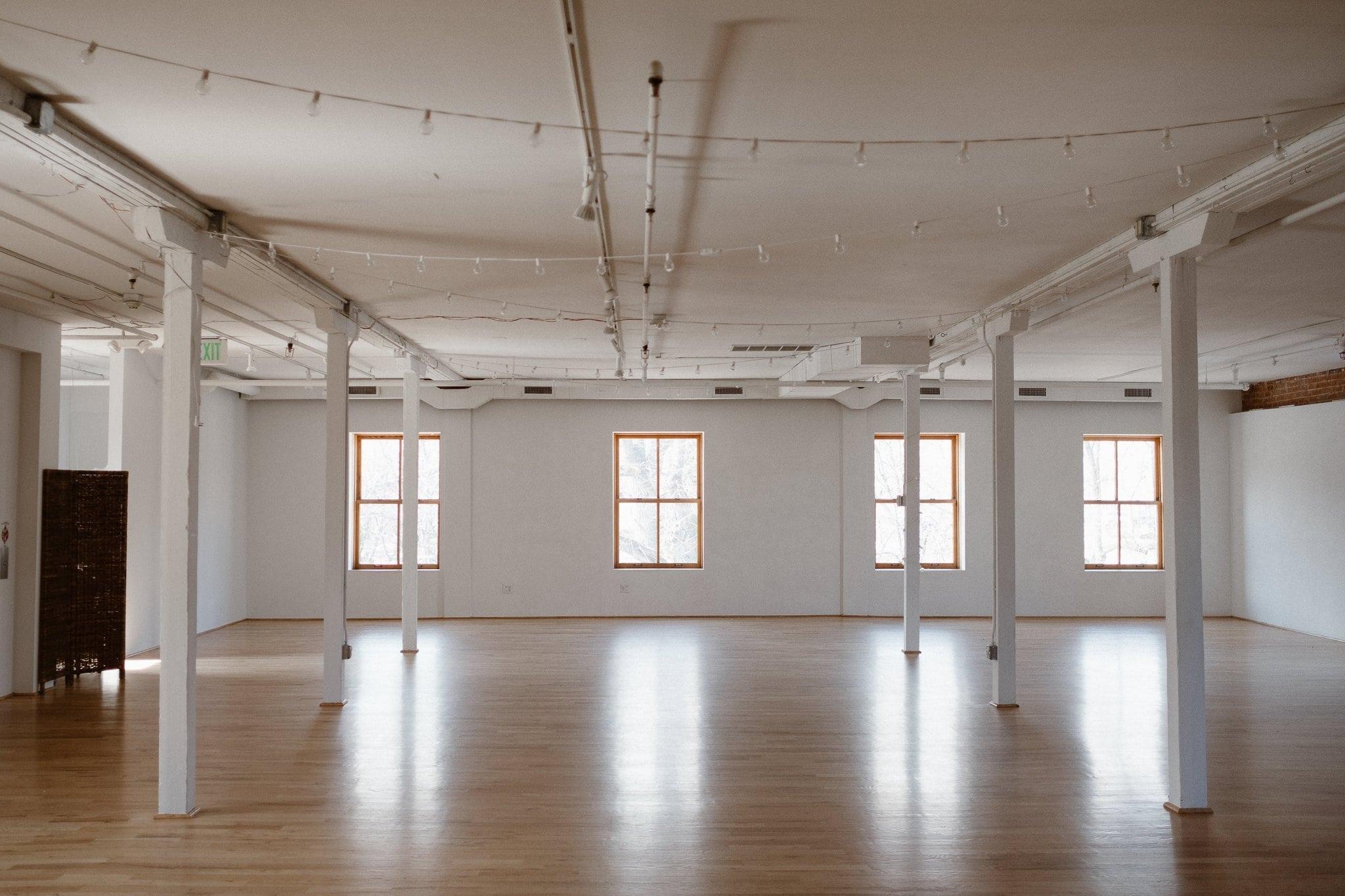 Boulder Museum of Contemporary Art wedding venue, modern wedding venue in Colorado