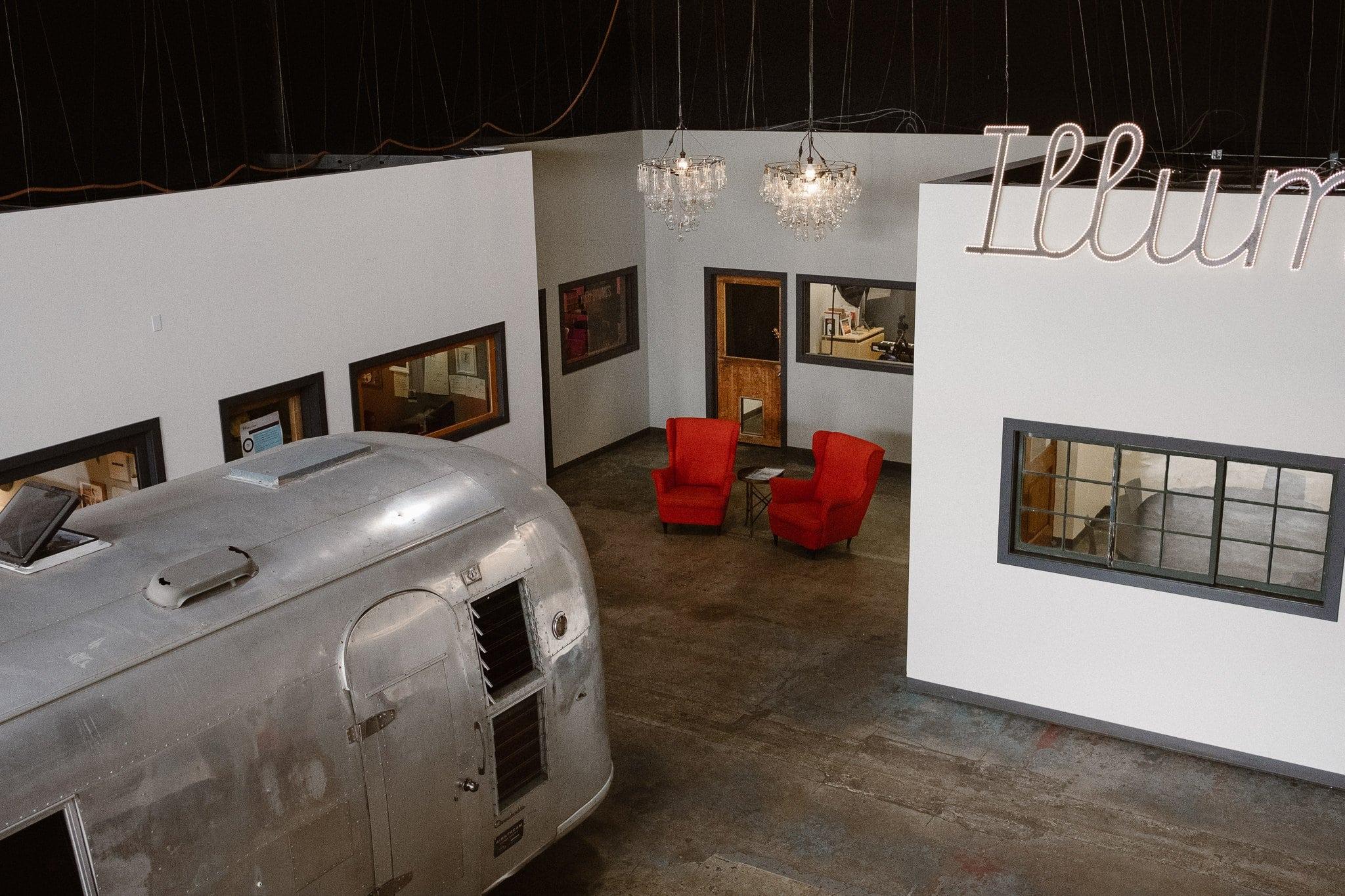 The Studio Boulder wedding venue, Colorado industrial chic wedding venue
