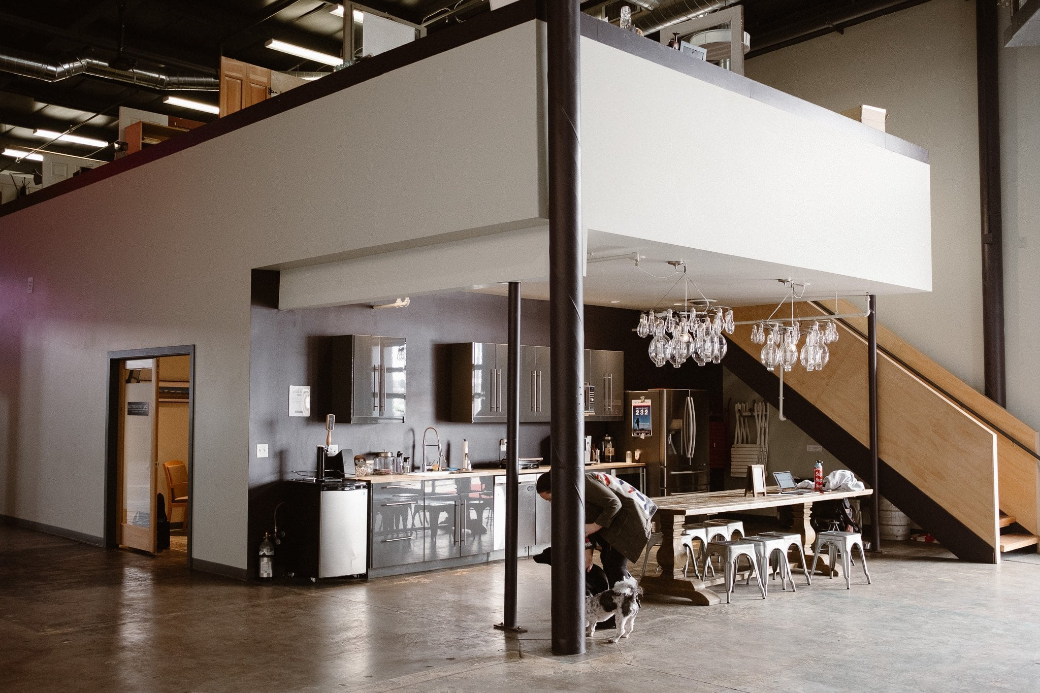 The Studio Boulder wedding venue, Colorado industrial chic wedding venue