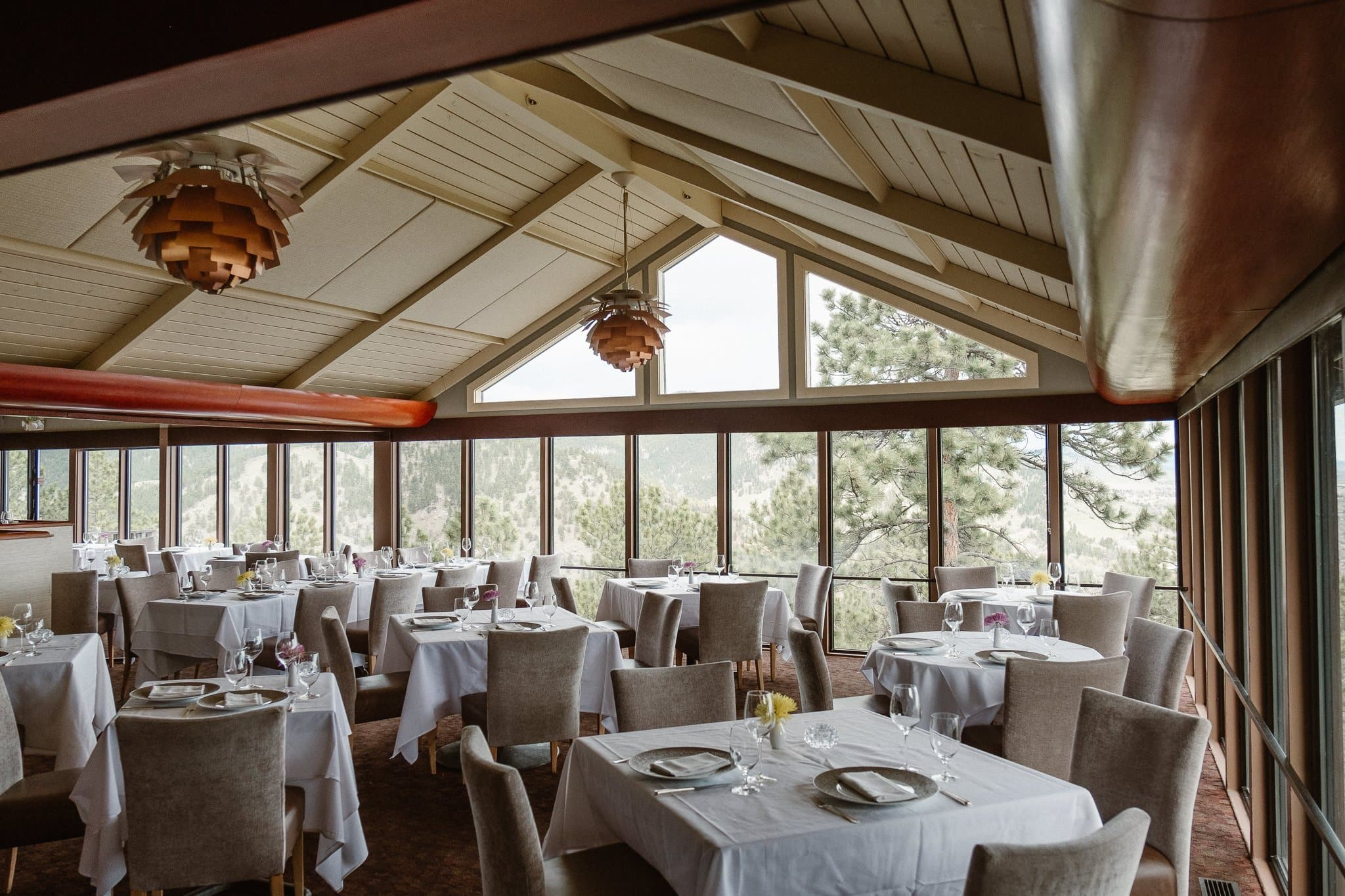 Flagstaff House Restaurant, Boulder wedding venue