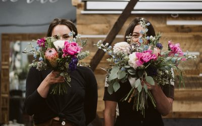 A Florist's Guide to Elopement Flowers