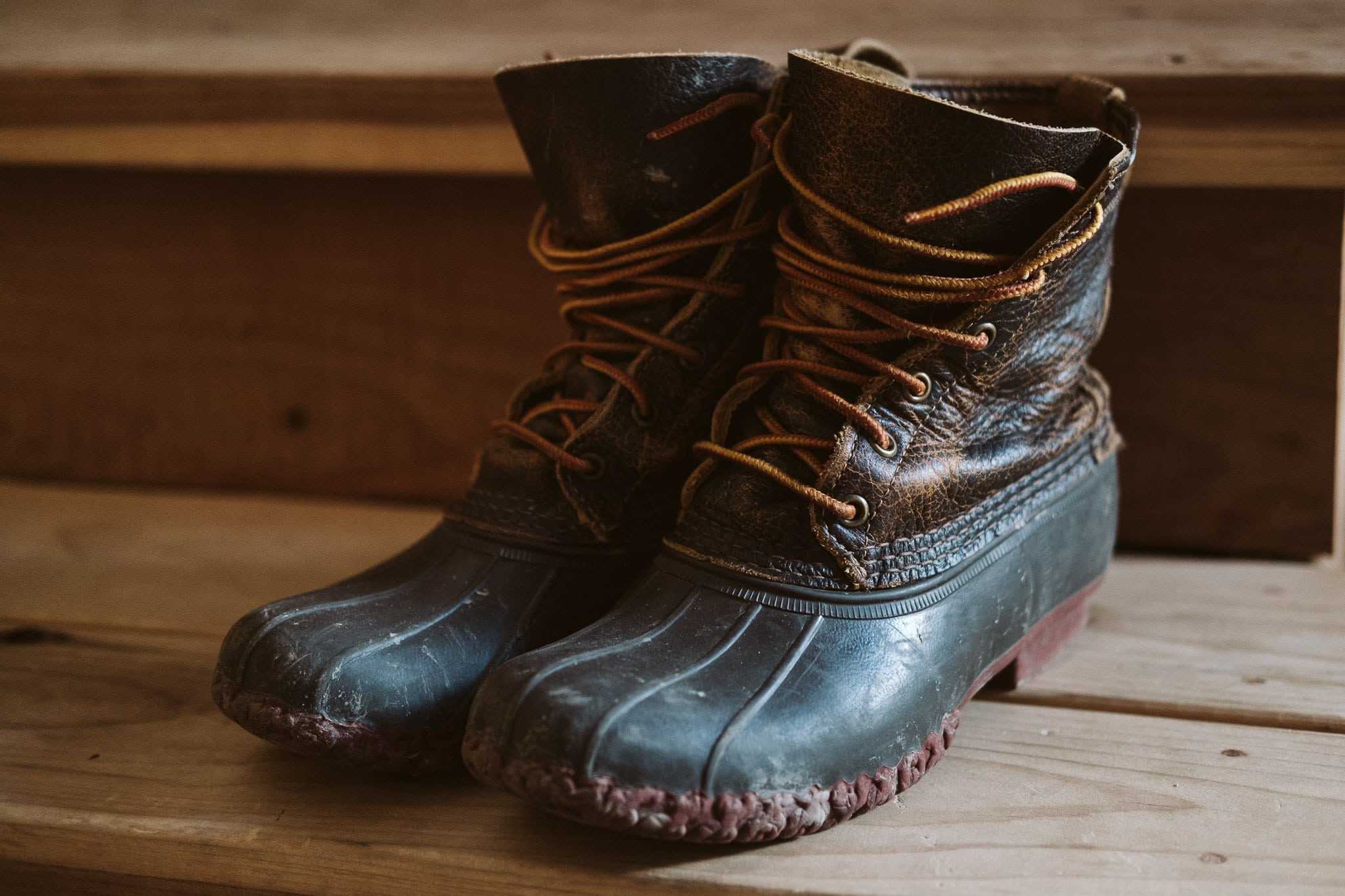 Bride's hiking boots for winter elopement in Crested Butte
