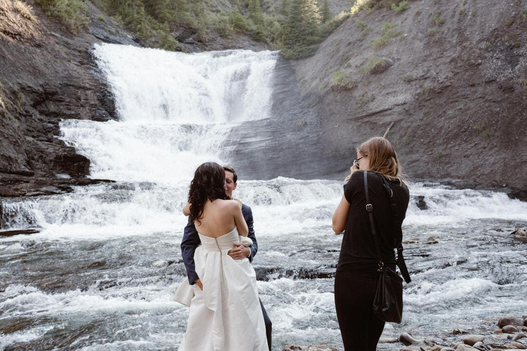 About Nina Larsen Reed, a wedding photographer in Boulder Colorado