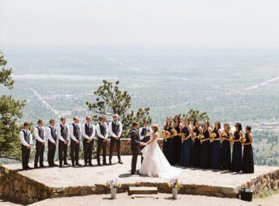 Sunrise Amphitheater Wedding Guide