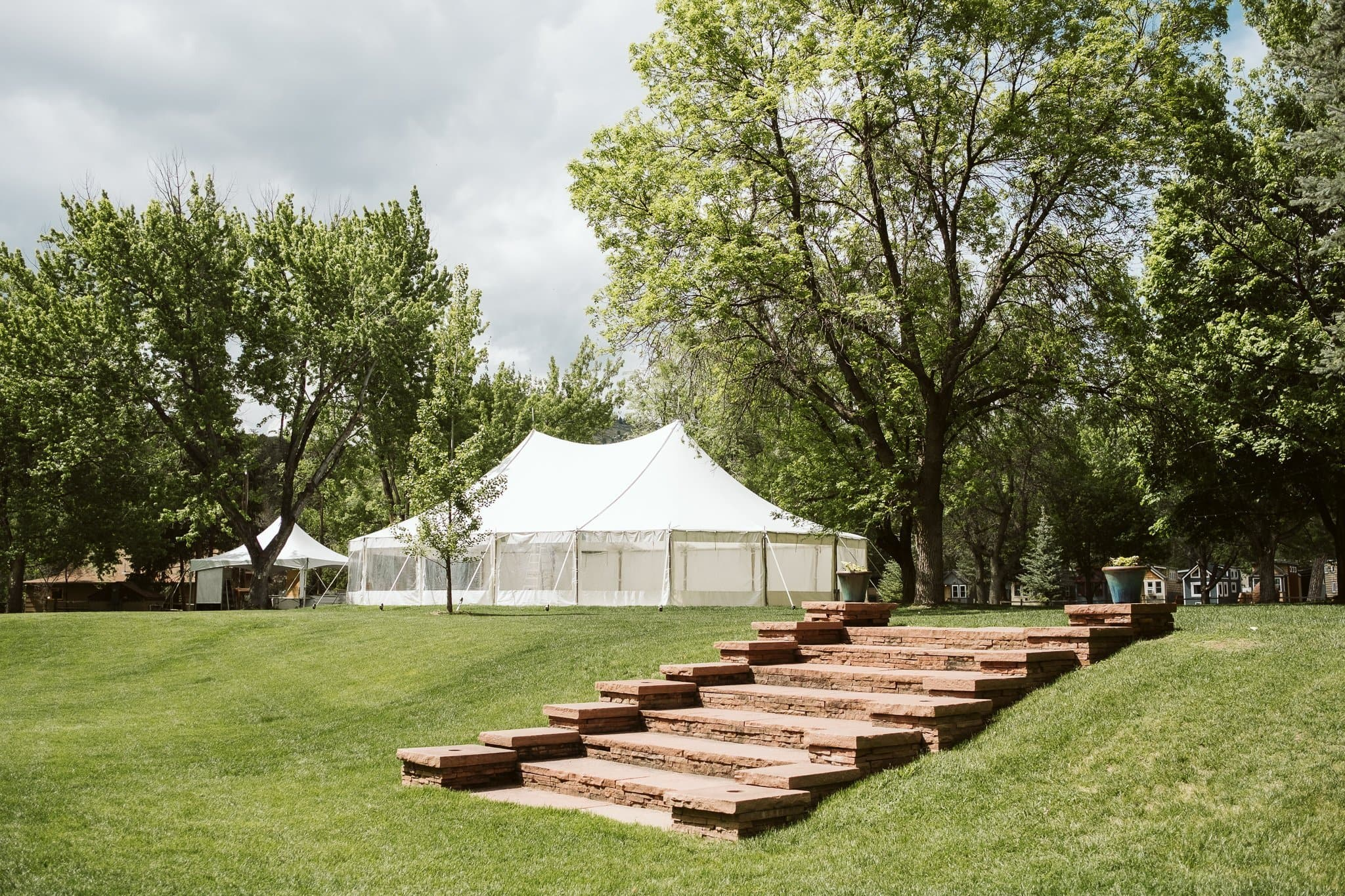 River Bend wedding venue in Lyons Colorado
