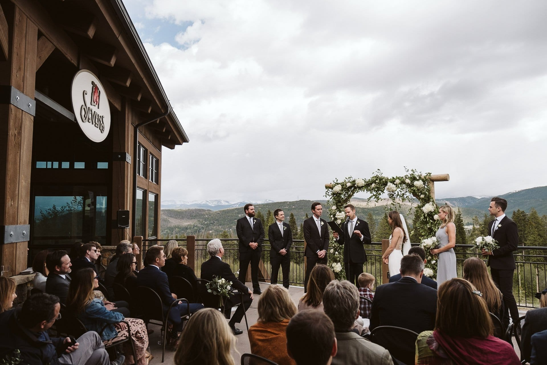 Lucy + Matt's Breckenridge Ski Resort Wedding