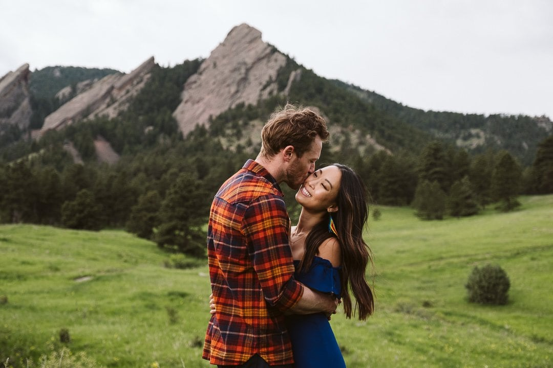 Mary + Nick's Chautauqua Engagement Session