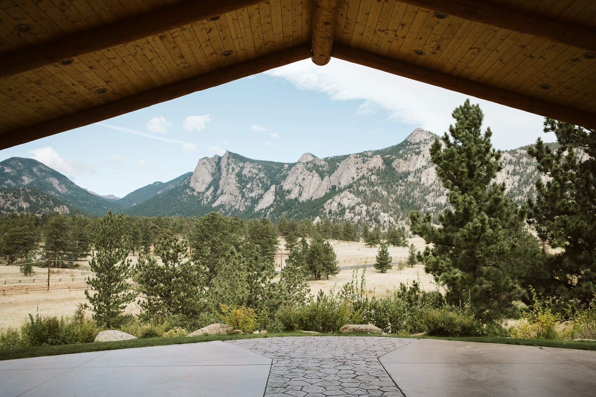 Black Canyon Inn, Estes Park wedding venue