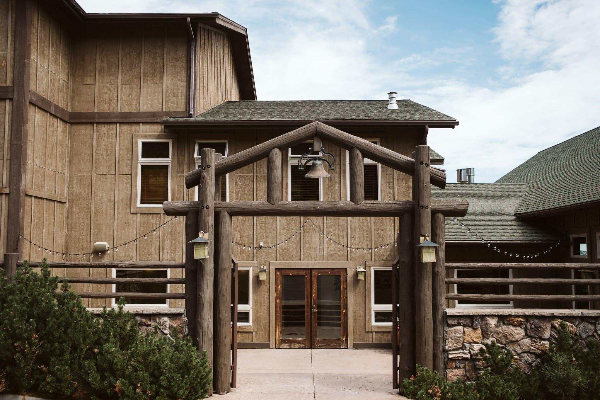 Twin Owls Steakhouse at Taharaa Mountain Lodge, Estes Park wedding venue