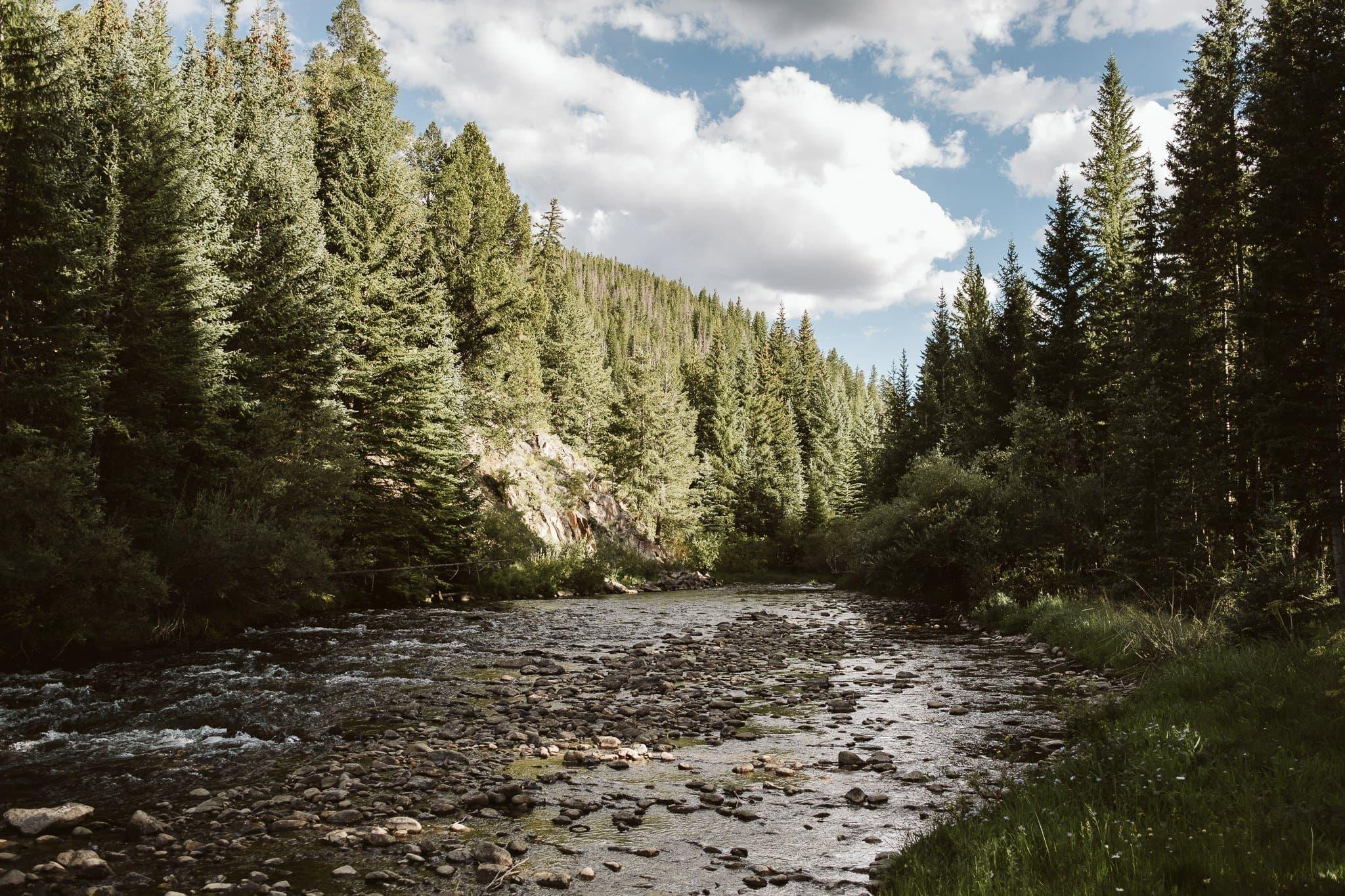 Rivertree Lodge wedding venue in Breckenridge, Colorado intimate wedding venue in the mountains