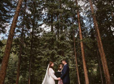Rachel + Mike's Rivertree Lodge Wedding