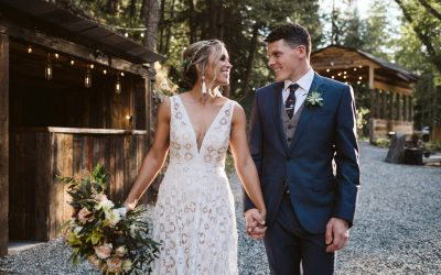 Heather + Kevin's Blackstone Rivers Ranch Wedding