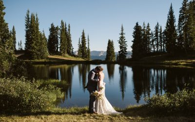Brittany + Donald's Crested Butte Elopement