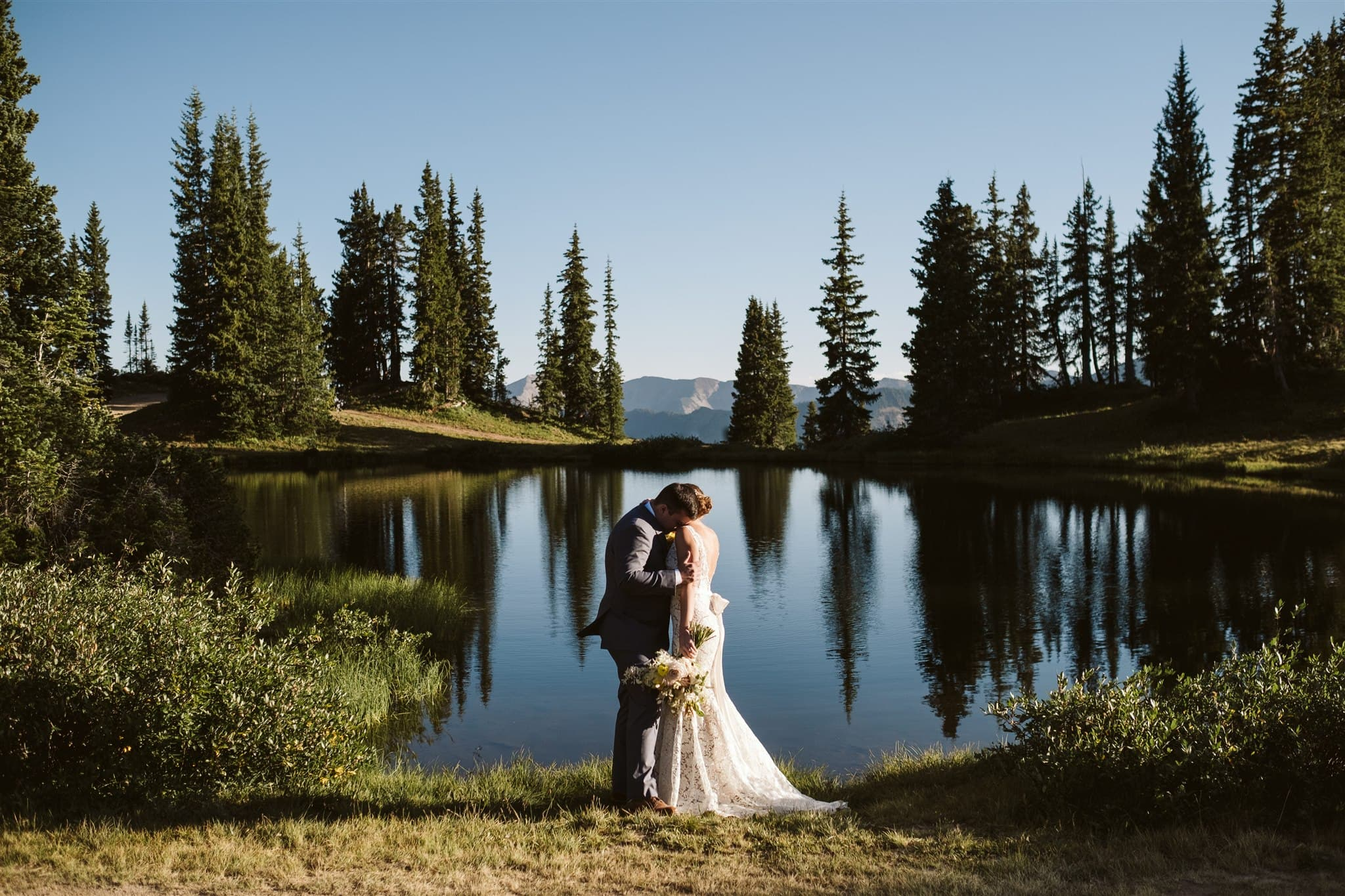 Crested Butte adventure elopement