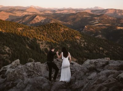 Tammy + Gordon's Lost Gulch Adventure Session