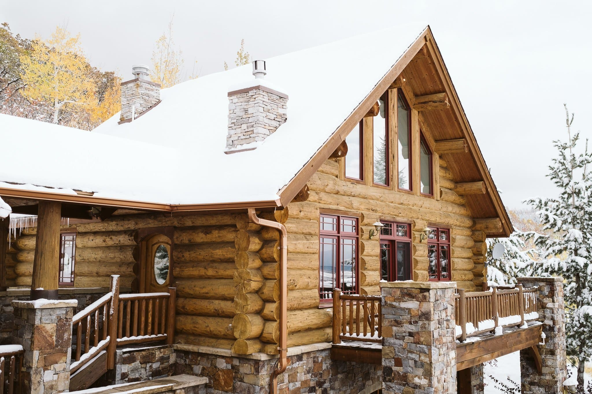 See Me Lodge luxury mountain home rental in Steamboat Springs