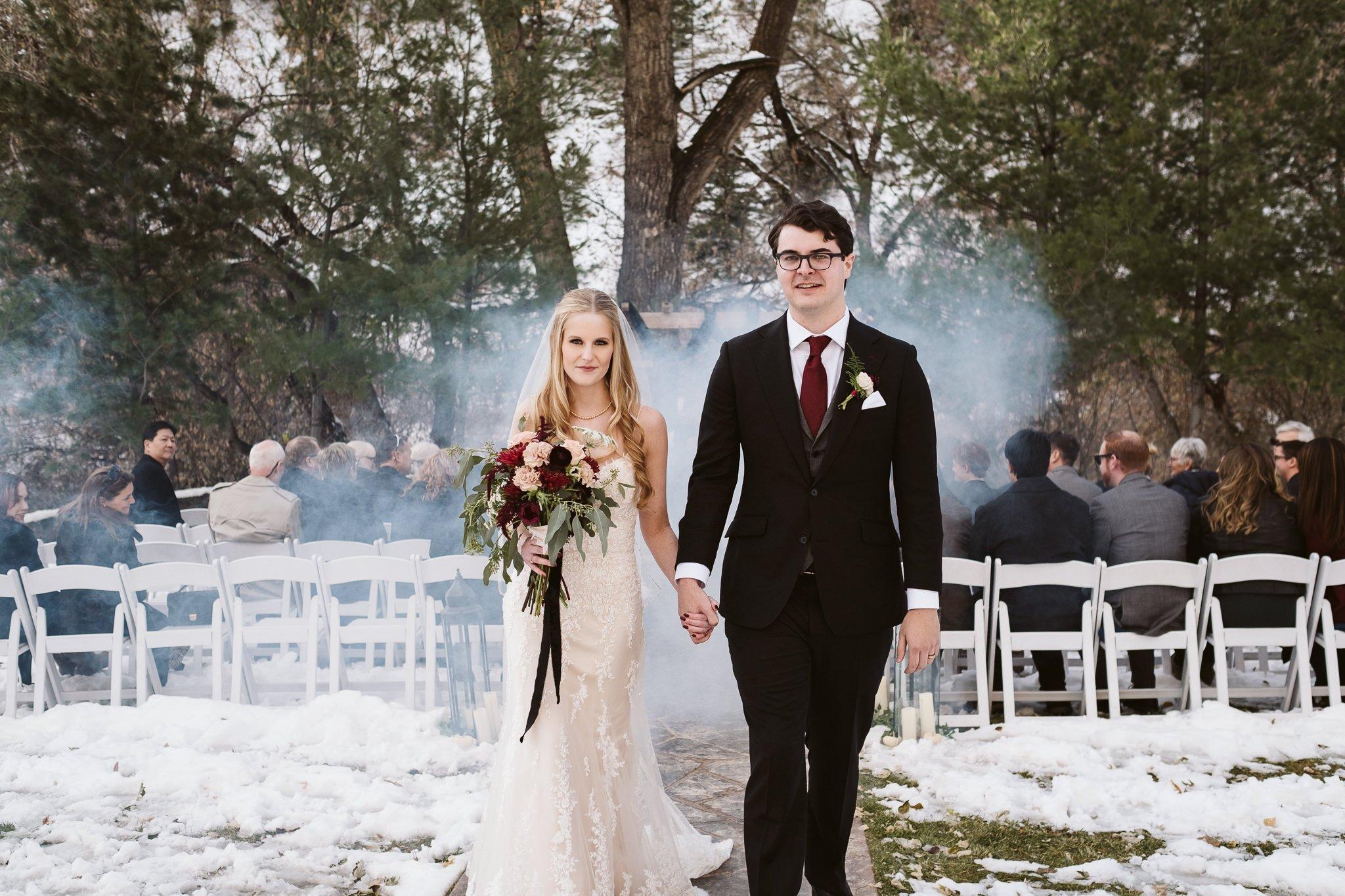 Wedgewood Boulder Creek wedding ceremony