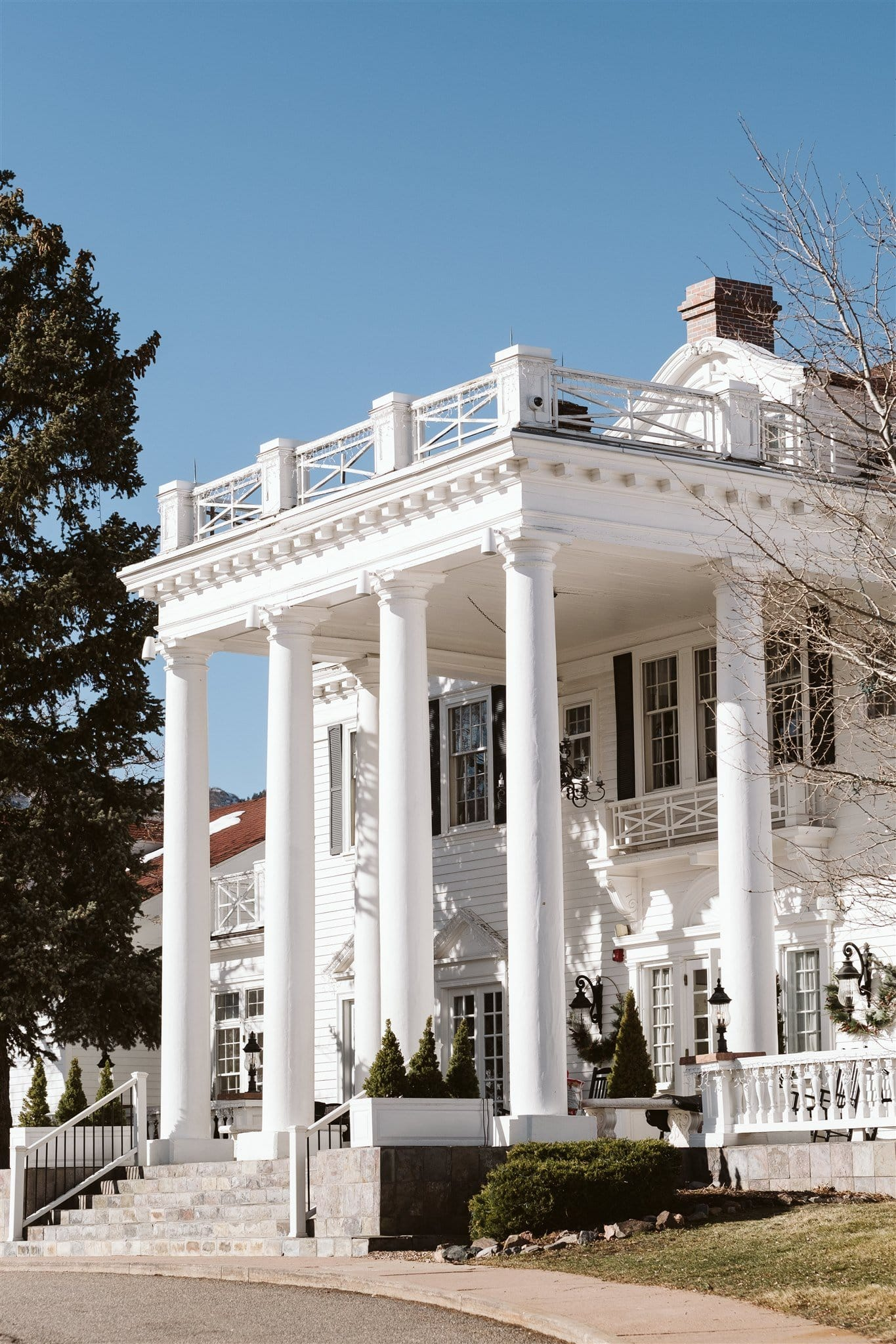 The Manor House wedding venue in Littleton