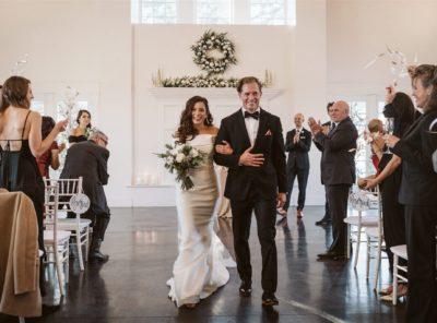 Cassie + Chris's Manor House Wedding